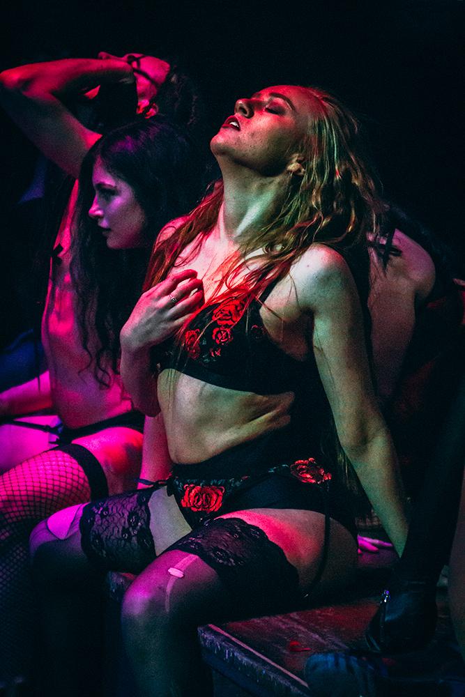 burlesque event photography